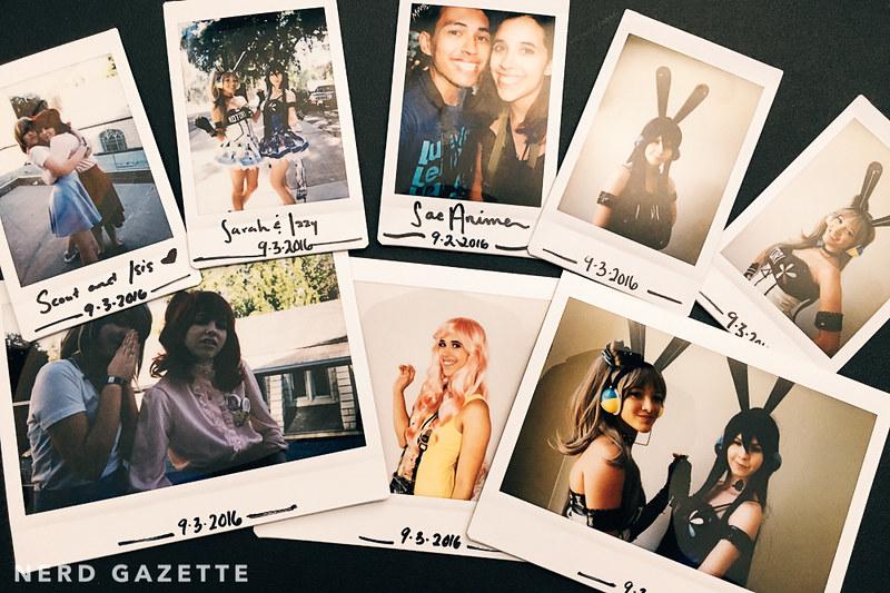 SacAnime Summer 2016 | Instax Snaps