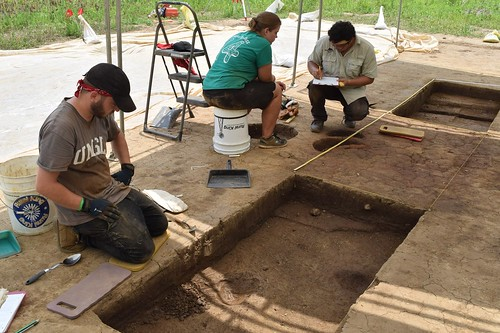 Archaeology Field School Course