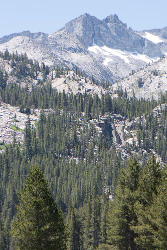 View from Lyell Canyon