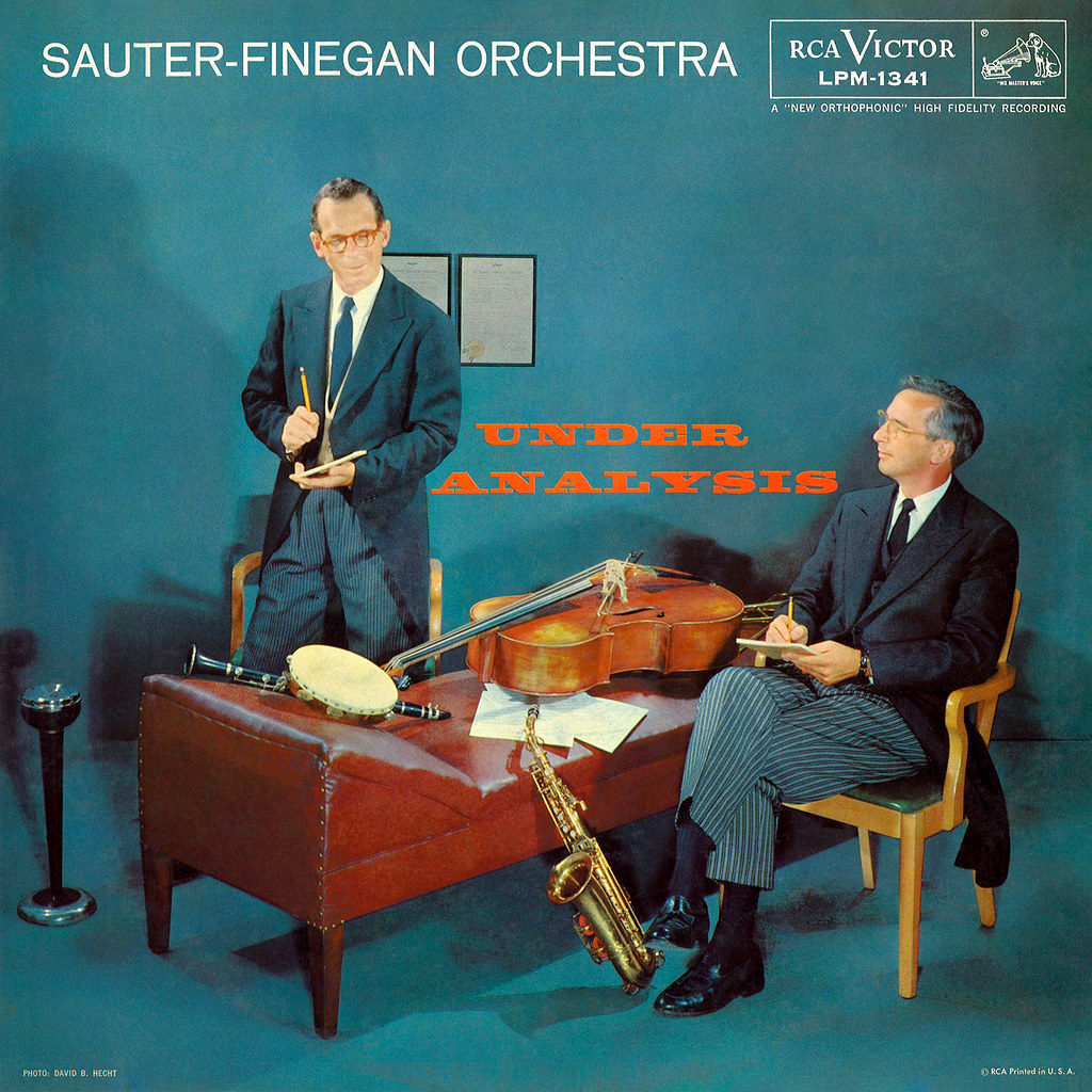 Sauter-Finegan - Under Analysis