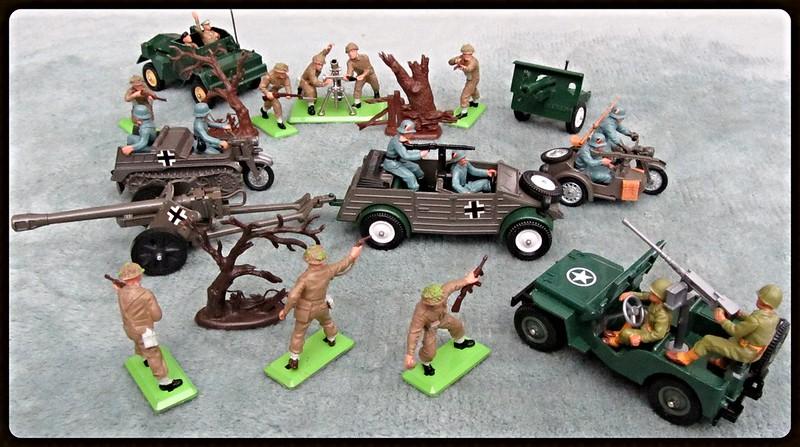 Toy soldiers, cowboys, indians, space men etc 17163431766_1e84c0af4a_c