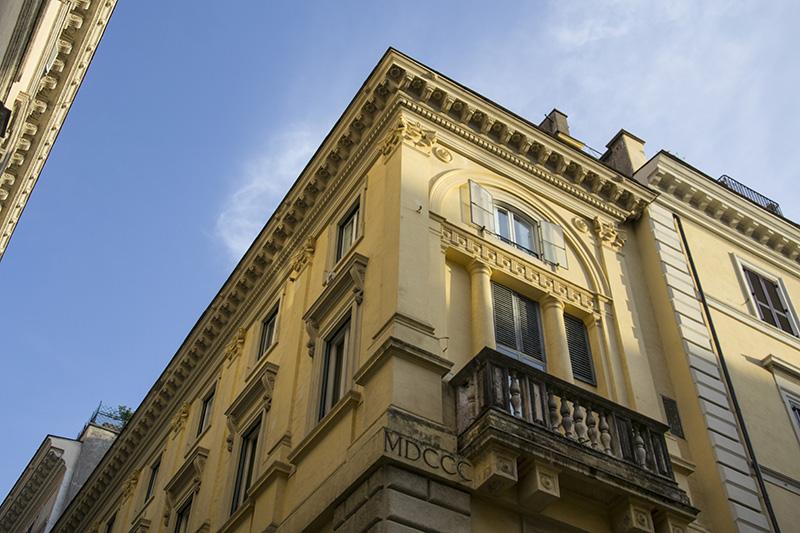 Rome angolo
