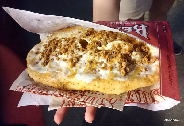 Skor Cheesecake Beavertail