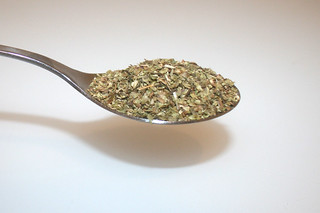 07 - Zutat Oregano / Ingredient oregano