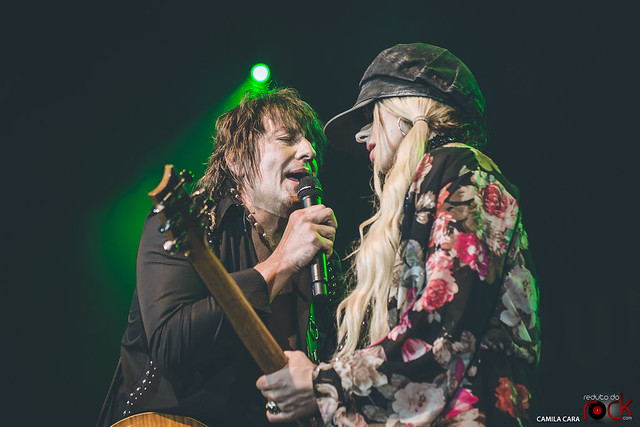 Best of Blues 2016: Richie Sambora e Orianthi (Exclusivas)