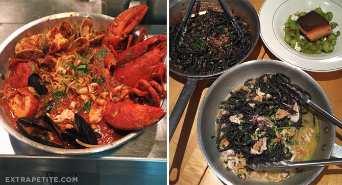 Boston Italian Seafood Pasta Daily Catch