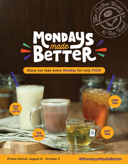 Mondays at CBTL