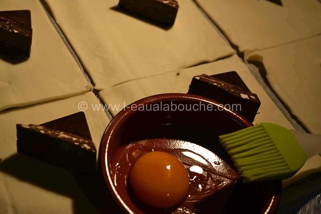 Triangles au Toblerone © Ana Luthi Tous droits réservés 06