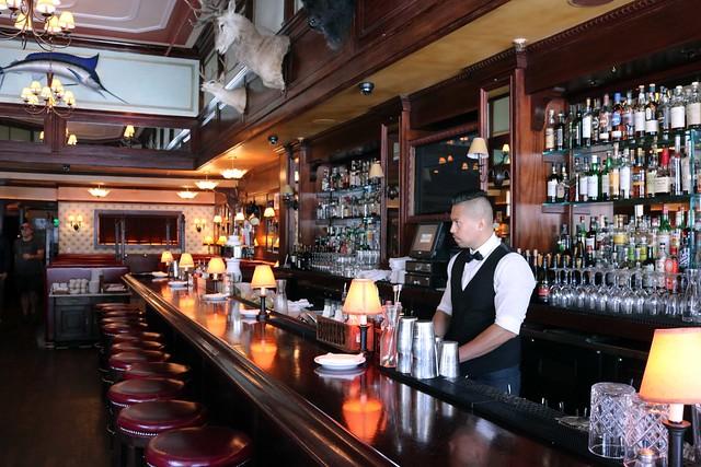 Palmer's Tavern in San Francisco