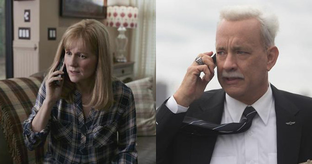 Sully Laura Linney Tom Hanks