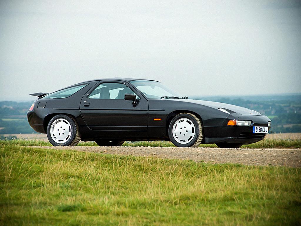 Porsche 928 S4 для рынка Великобритании. 1986 – 1991 годы