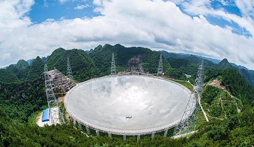 Китай буде шукати інопланетян