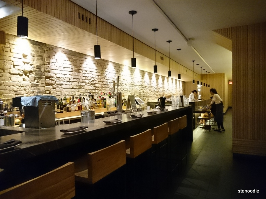 JaBistro Modern Japanese interior