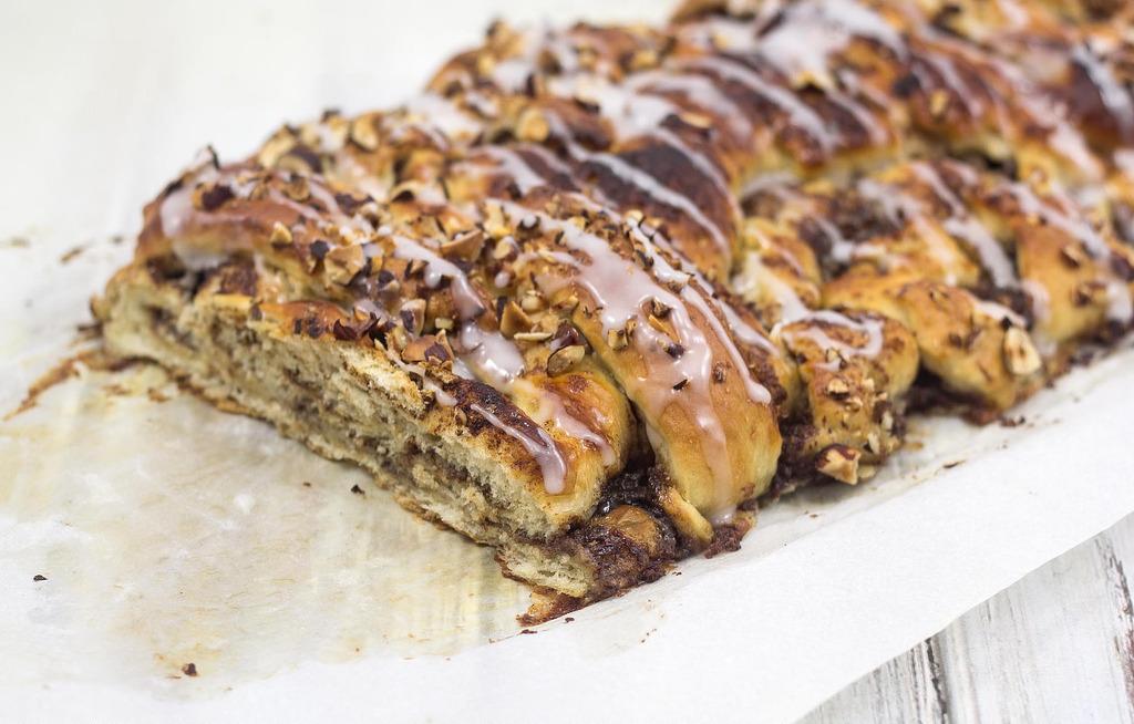 Recipe for Homemade Danish Cinnamon Twist (Kanelstang)