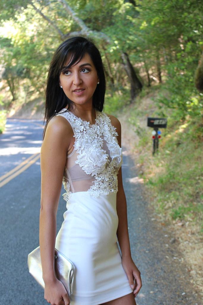 Little White Dress 5