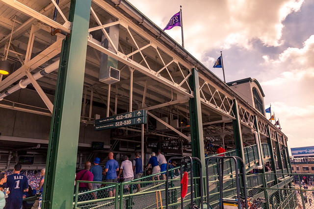 Wrigley Patio