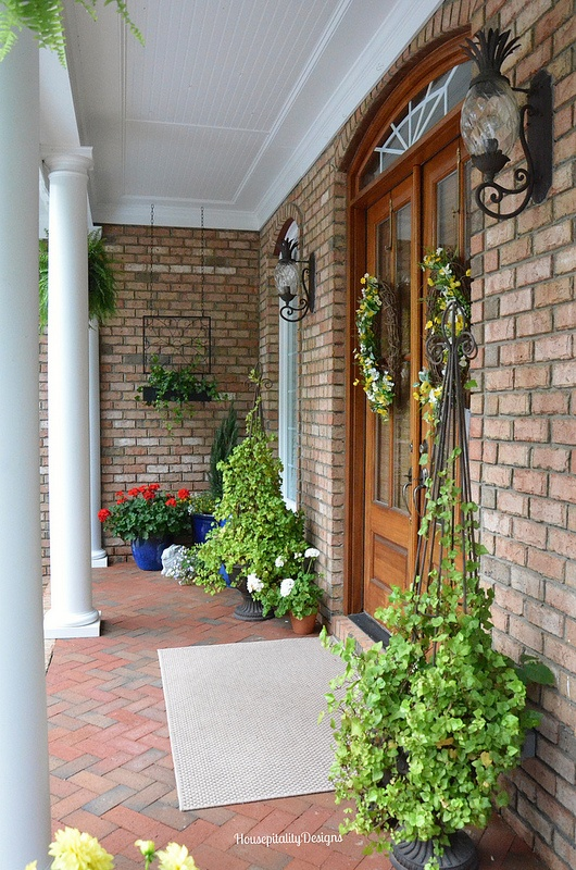 Front Porch - Housepitality Designs