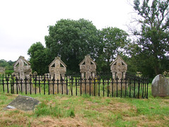 Boon family graves