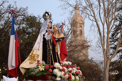 Celebración Virgen del Carmen