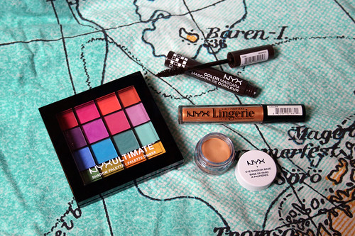 Fave NYX products of September