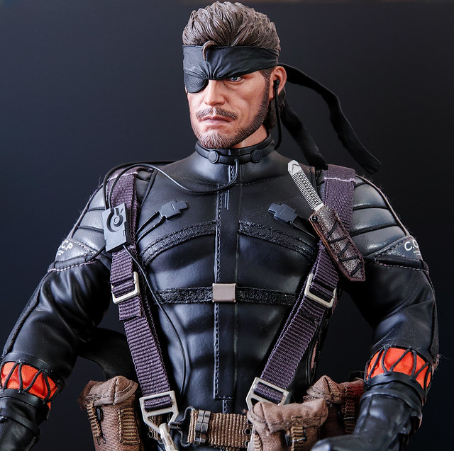 SIGMA sd Quattro METAL GEAR SOLID Naked Snake