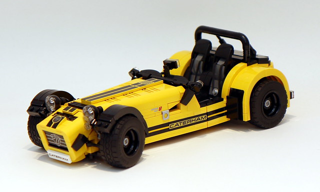 Modified Caterham 21307