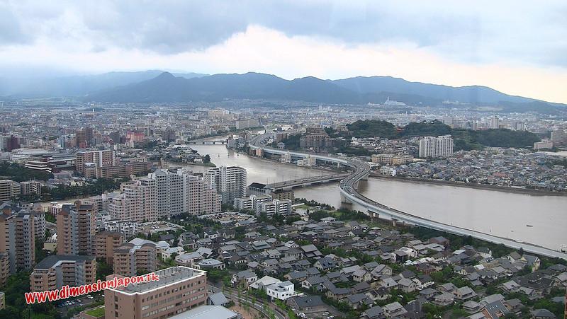 IMG_0524 Desde la torre de Fukuoka (Fukuoka) 14-07-2010