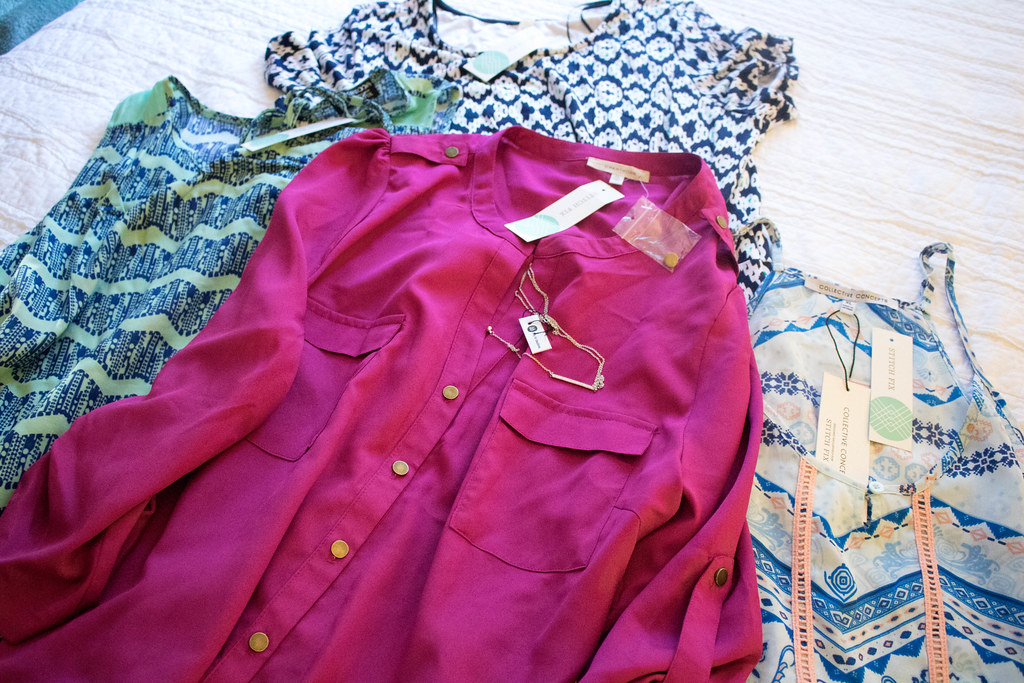 My July Fix from Stitch Fix