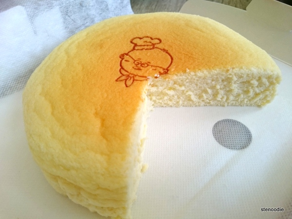 Uncle Tetsu's Original Cheesecake