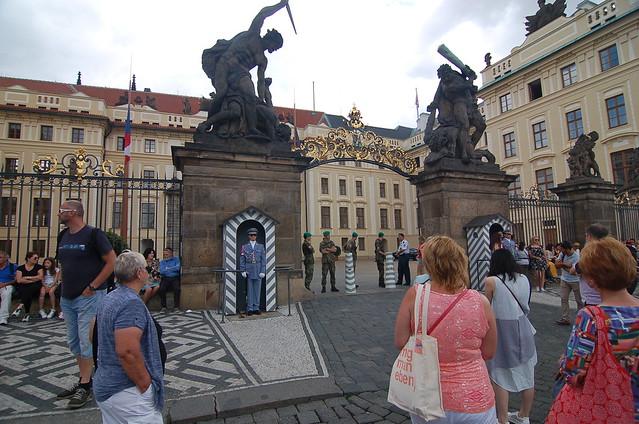 布拉格 城堡區 聖維特大教堂