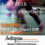 santes esportives - juliol 2016 concurs instagram