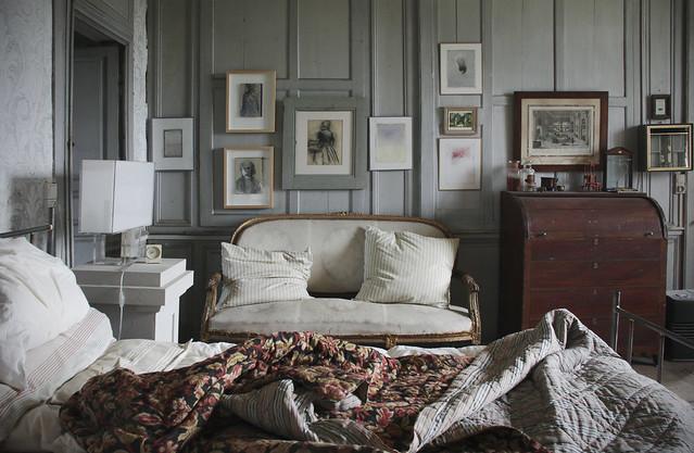 le Château, box artist Peter Gabrielse's home