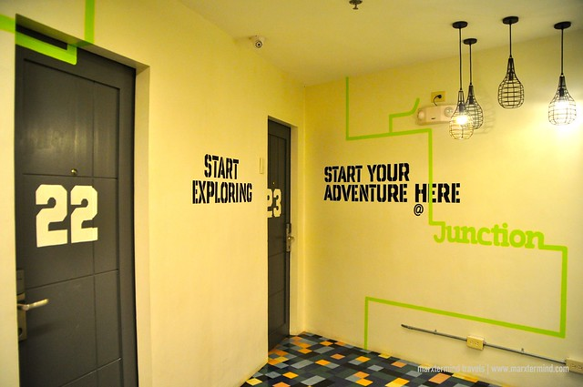 Makati Junction Hostel Industry Design Interior
