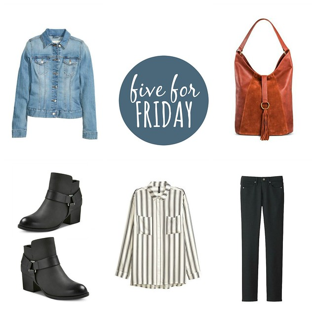 five for friday madewell look for less | Style On Target blog