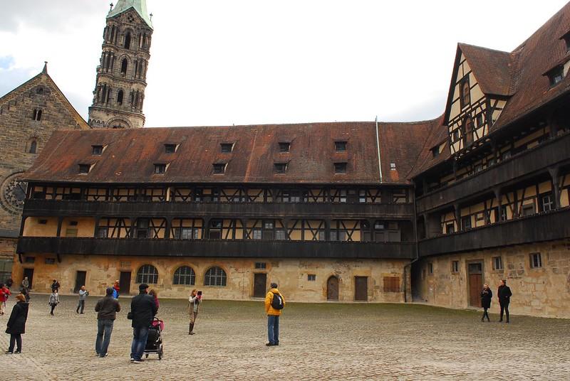 Bamberg Alte Hofhaltung CC by-sa/2.0/ Autor