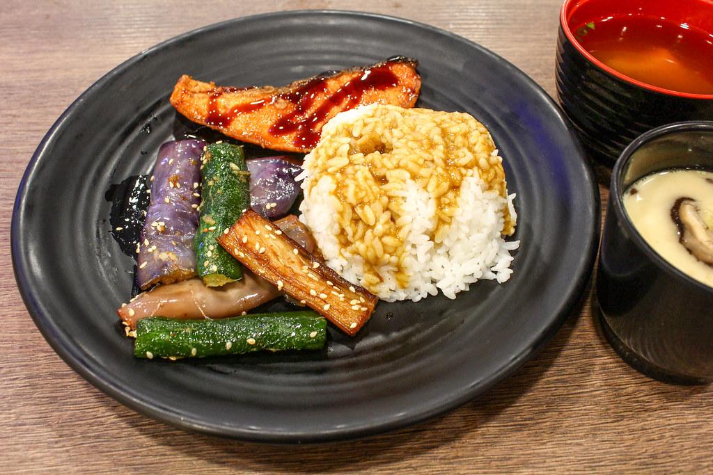 Fancy Hawker Food: Wasaiya Mix Rice Landscape