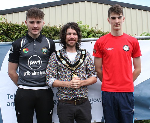 All-Ireland Road Bowling finals 2016 Madden Co. Armagh