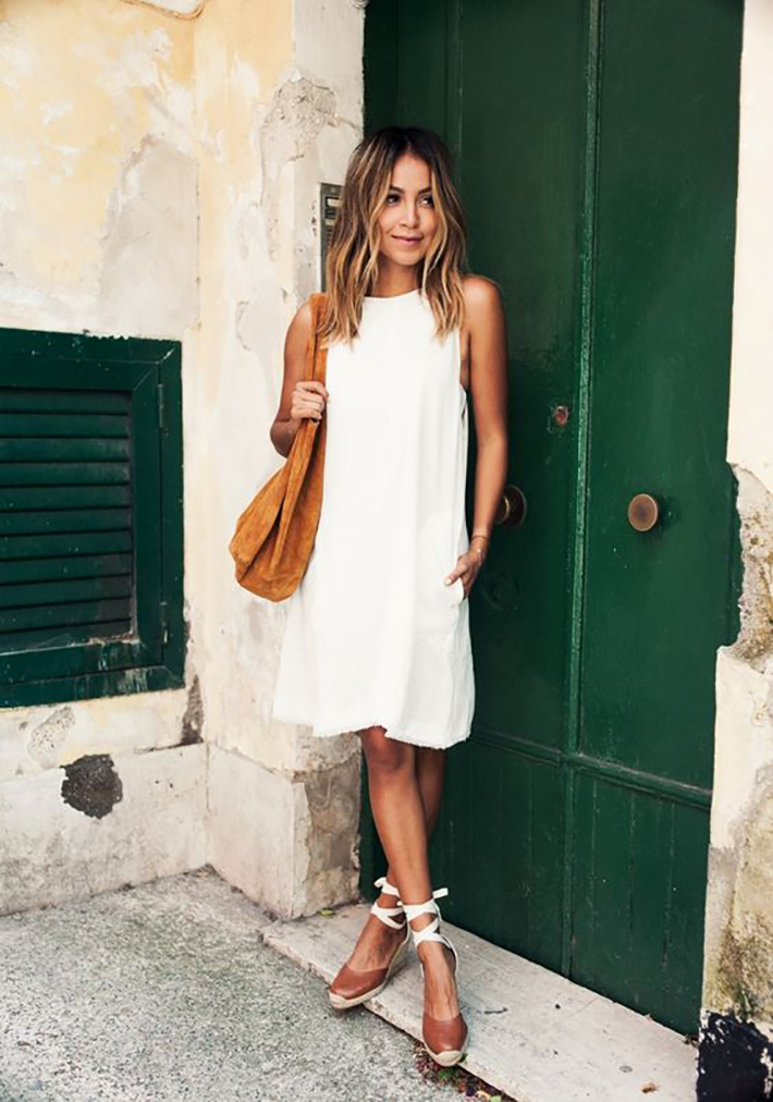 relaxed summer outfit street style fashion1