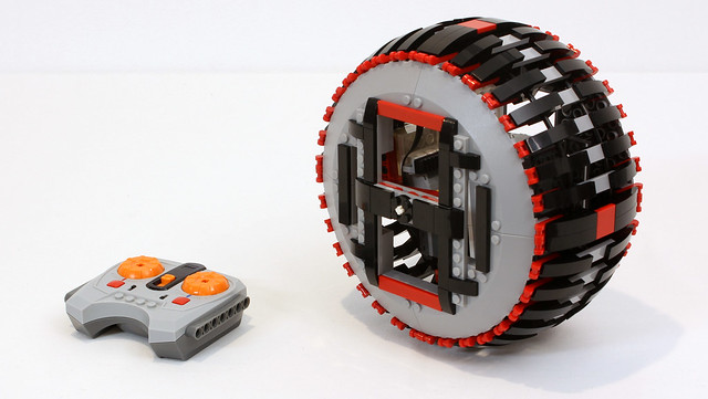 Remote Control Monowheel