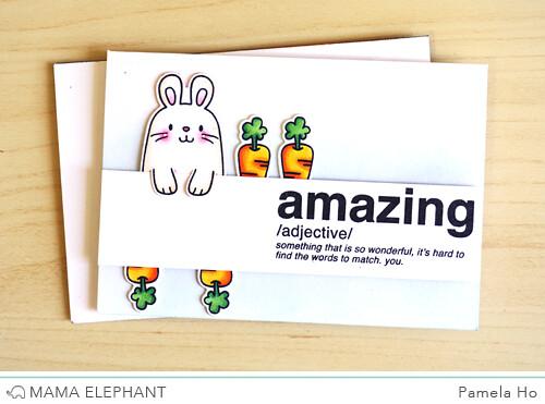 Mama Elephant - Page Huggers
