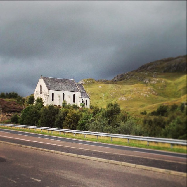 Polnish Chapel, Scottish Highlands.  #scottishhighlands #polnishchapel #scotland