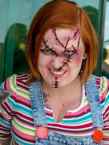 Redhead serial killer