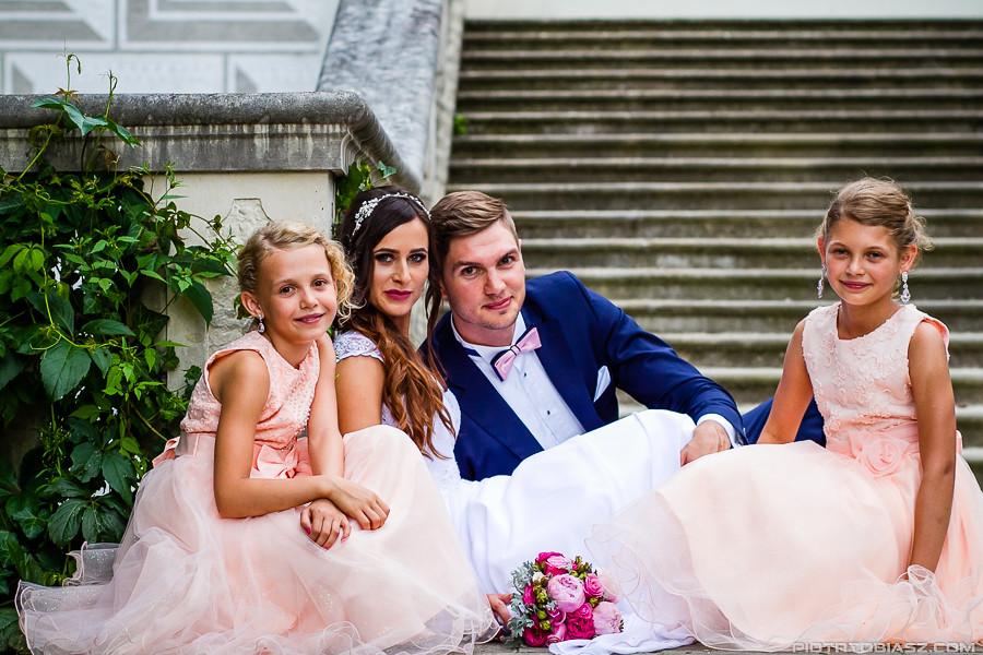 Ślub Katarzyny i Krzysztofa 16.07.2016