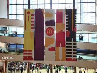 CIRCLEG 麥當勞 香港 太古 遊記 太古城中心 麥當勞玩具樂園 MACDONALD 滑嘟嘟 麥當勞叔叔 (1)