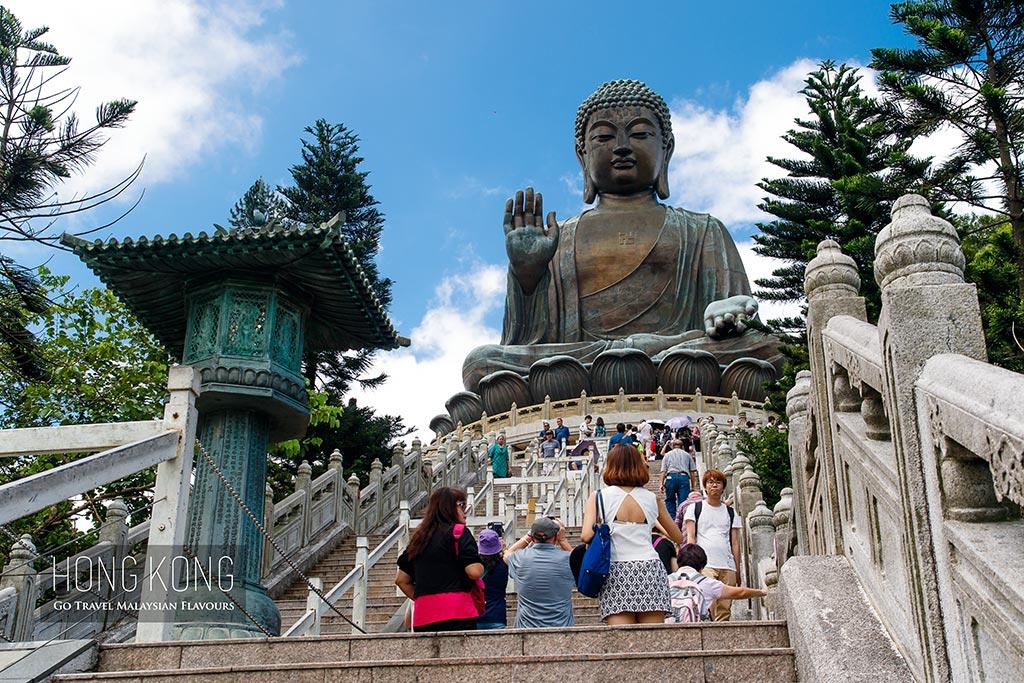 hong kong ngong ping Tian Tan Buddha 天壇大佛