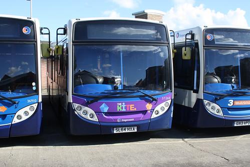 Stagecoach South 37266 SL64HXA