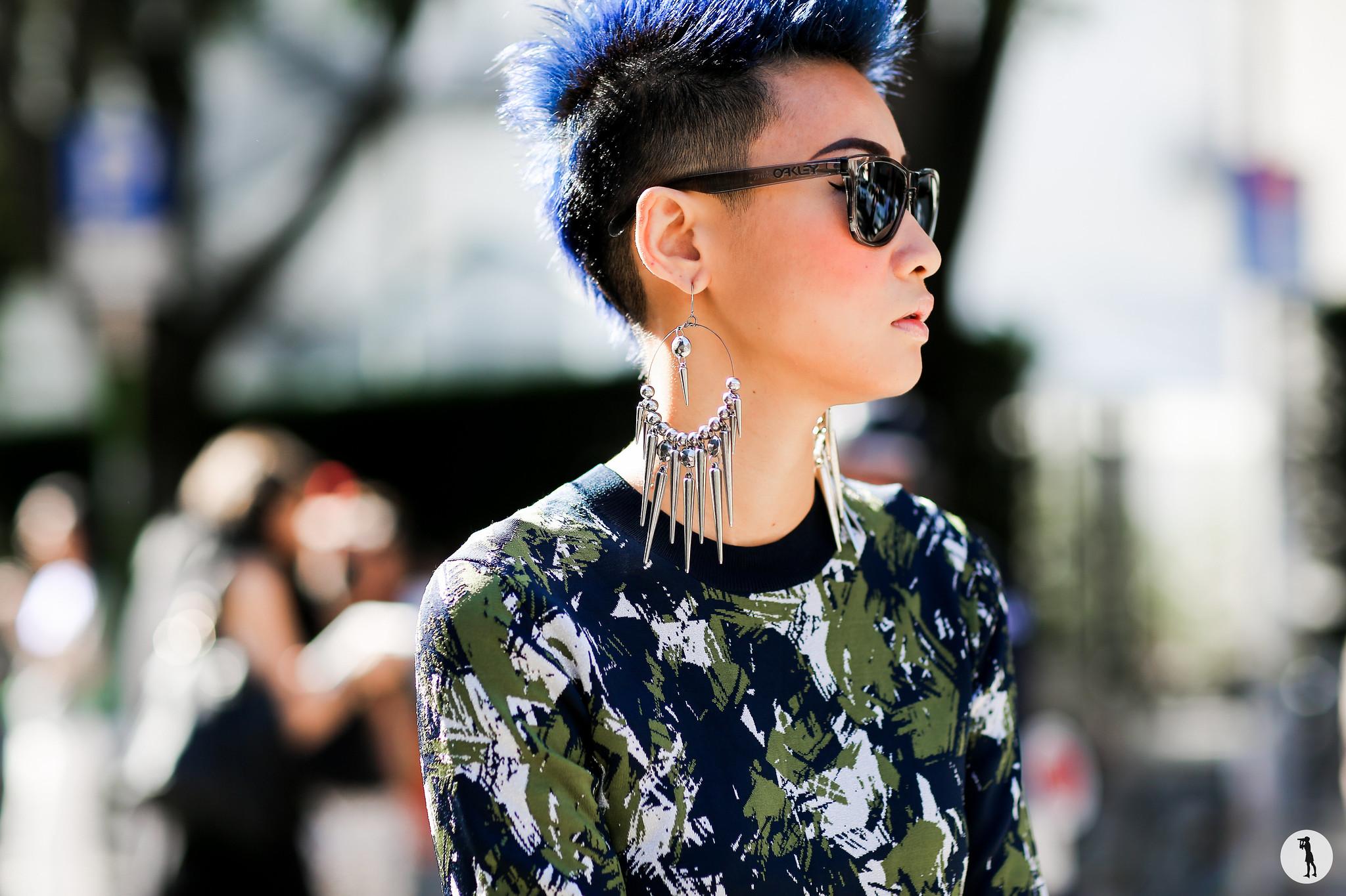 Esther Quek at Milan Fashion Week-3