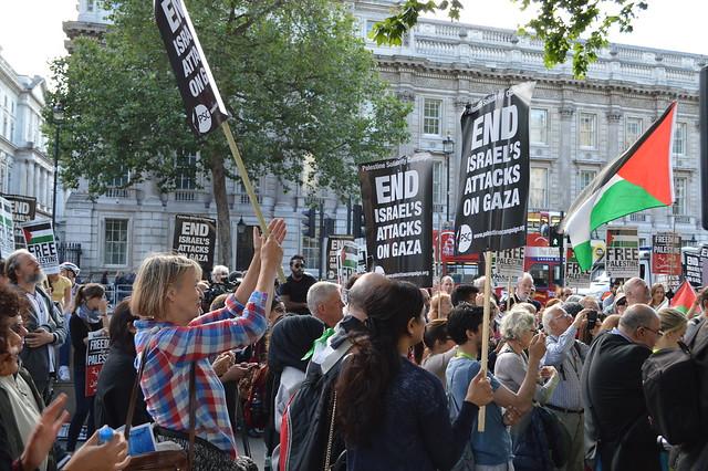Rally for Gaza, Fri 8th July