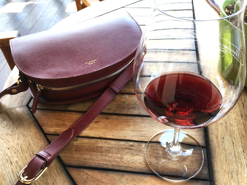to shop purse diaries apc half moon bag review. Black Bedroom Furniture Sets. Home Design Ideas