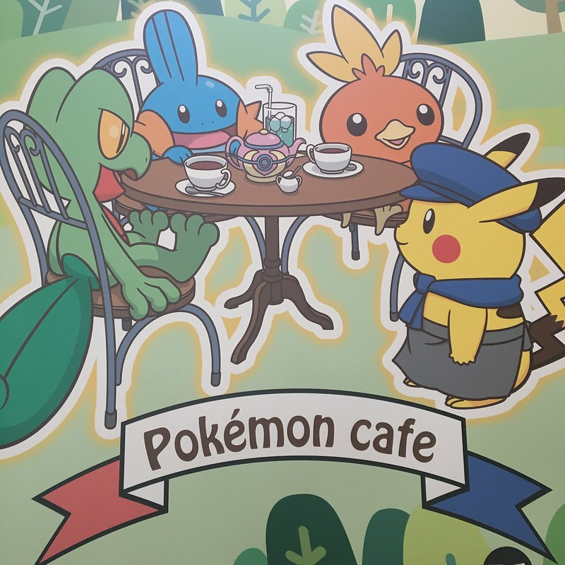 Gotta Catch 'Em All at Pokemon Cafe Singapore